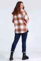 Рубашка Таир-Гранд 62407 коричневый