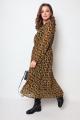 Платье Michel chic 2061 горчичный