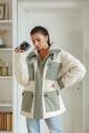 Куртка LadisLine 1381 белый