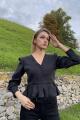 Блуза Puella 3018 черный