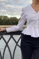 Блуза Puella 3018 белый