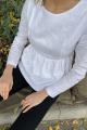 Рубашка Puella 3019 белый