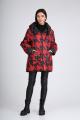Куртка Diamant 1564 красно-черный