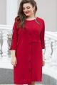 Платье Vittoria Queen 14863/2 темная_вишня