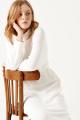 Платье ELLETTO LIFE 1864 белый