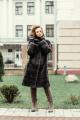 Пальто Мехофф Виола100.523-521 темный_кот