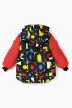 Куртка Bell Bimbo 213316 красный/набивка