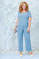 Женский костюм Ninele 5857 голубой