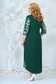 Платье Ninele 7335 изумруд