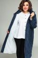 Пальто Bonna Image 646 синий