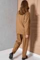 Женский костюм SOVA 11147 бежевый