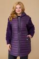 Куртка Svetlana-Style 1448 баклажановый