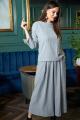Женский костюм Anastasia 699 серый