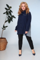 Блуза Anastasia 706 синий