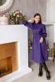 Платье KRASA 279-21 фиолетовый