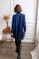 Платье KRASA 212-21 синий