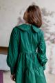 Платье KRASA 278-21 зеленый