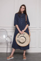 Платье ARTiMODA 321-06 темно-синий
