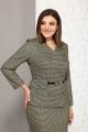 Женский костюм Karina deLux М-9939 олива