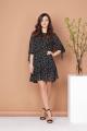 Платье Соджи 484 черный