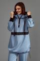 Спортивный костюм Mubliz 614 голубой
