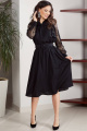 Платье Teffi Style L-1544 черный