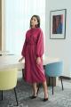 Платье LadisLine 1266 фуксия