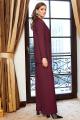 Женский костюм AYZE 2344 винный
