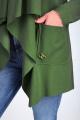 Кардиган Таир-Гранд 62410 т.зеленый