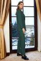 Женский костюм AYZE 2348 изумруд
