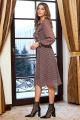 Платье AYZE 2350 капучино