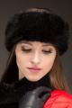 Повязка Зима Фэшн 051-1-02 черный_под_норку