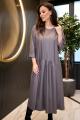 Платье Anastasiya Mak 942 серый