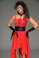 Комплект T&N 09-Огнесса черно-красный