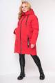 Куртка Shetti 2022 красный
