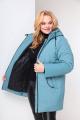 Куртка Shetti 2023 мята