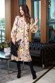 Платье Anastasia 715 песочный