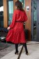 Платье Anastasia 721 красный
