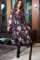 Платье Anastasia 722 черный