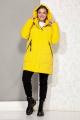 Полупальто Beautiful&Free 4073 желтый