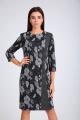 Платье Moda Versal П2347 серый