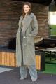 Пальто EOLA 2142 олива