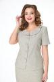 Женский костюм ELITE MODA 4052/3153 серый