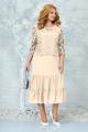 Платье Ninele 2305 бежевый