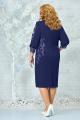 Платье Ninele 5859 синий