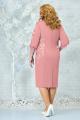 Платье Ninele 5859 темная_пудра
