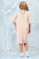 Платье Ninele 7339 бежевый