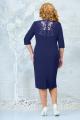 Платье Ninele 7339 синий
