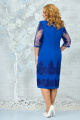 Платье Ninele 7340 синий