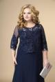 Платье Romanovich Style 1-1789 синие_тона.3